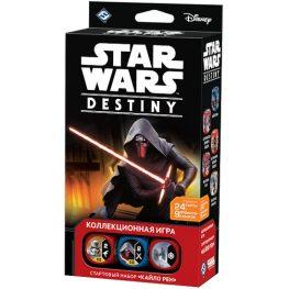 """Настольная игра Star Wars: Destiny. Стартовый набор """"Кайло Рен"""""""