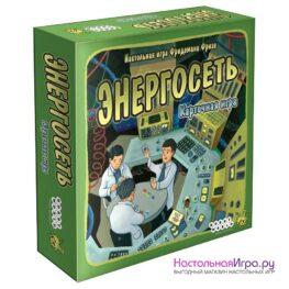 Настольная игра Энергосеть: Карточная игра