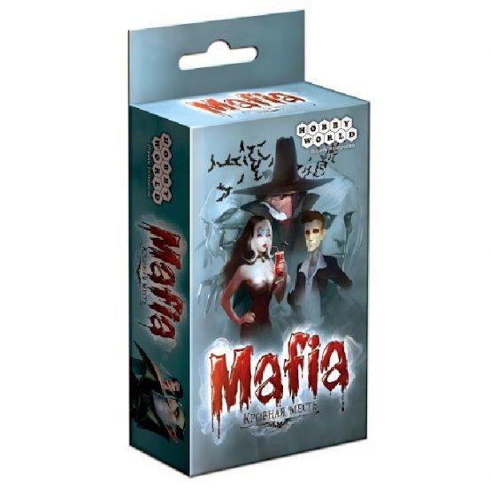 Настольная игра Мафия: Кровная месть