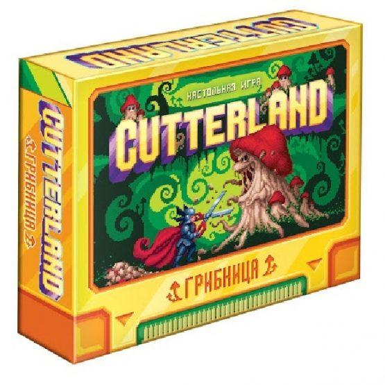 Настольная игра Cutterland: Грибница (дополнение)