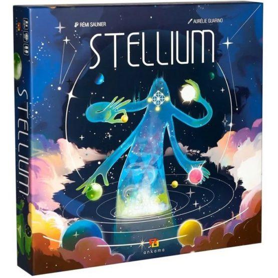 Настольная игра Stellium (Стеллиум)