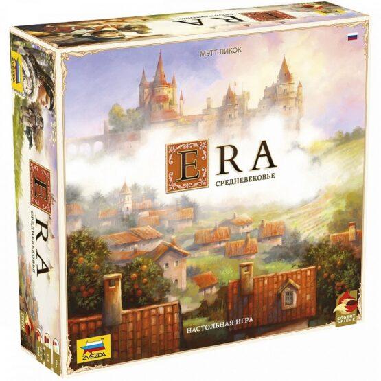 Настольная игра ERA: Средневековье